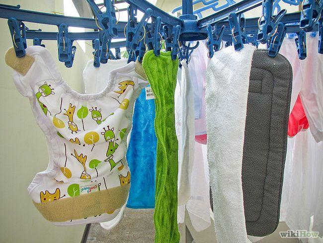 Зображення з назвою Strip Cloth Diapers by Boiling Step 11