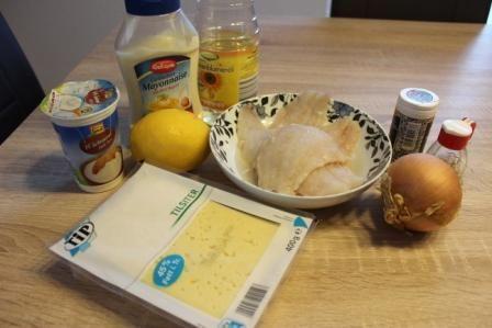 Риба в духовці під сиром