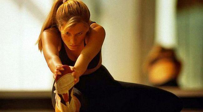 Болять м`язи після тренування, що робити?