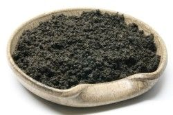 Косметична чорна глина