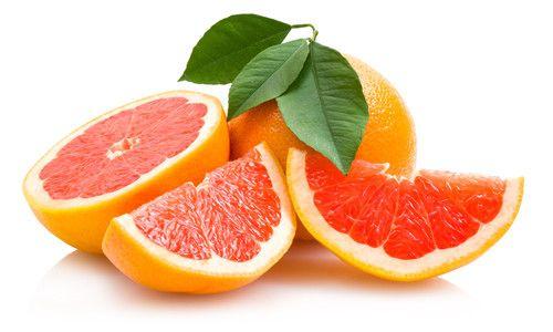 Які вітаміни є в грейпфруті