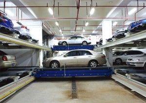 Німецька технологія - на службі гаражного будівництва