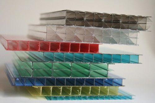 Особливості полікарбонату і його монтажу